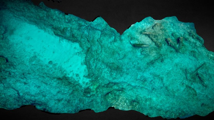 Batavia Wreck Site, Abrolhos Islands 3D Model