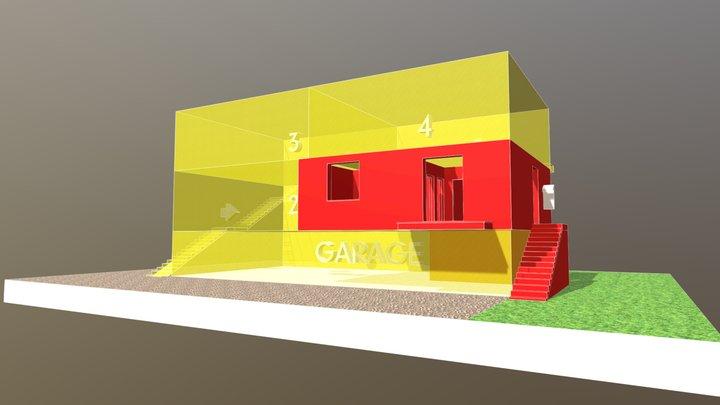 Posizione nel blocco 3D Model