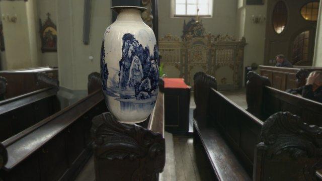 瓷瓶 3D Model