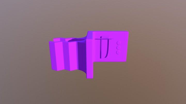 Hybrid(High) 3D Model