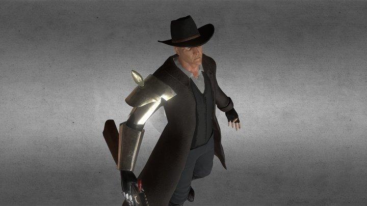 Scott Murray 3D Model