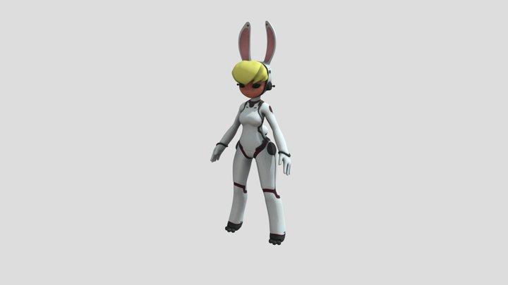 Buffy-Sugo 3D Model