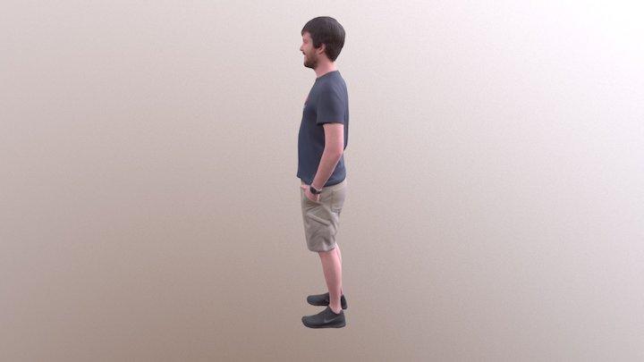Brian Sunter 3D 3D Model