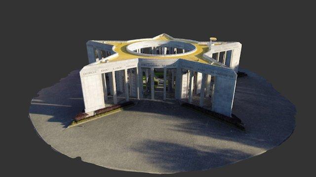 Mardasson 3d Mesh 3D Model