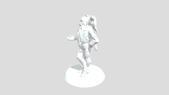 Zoltan 3D Model