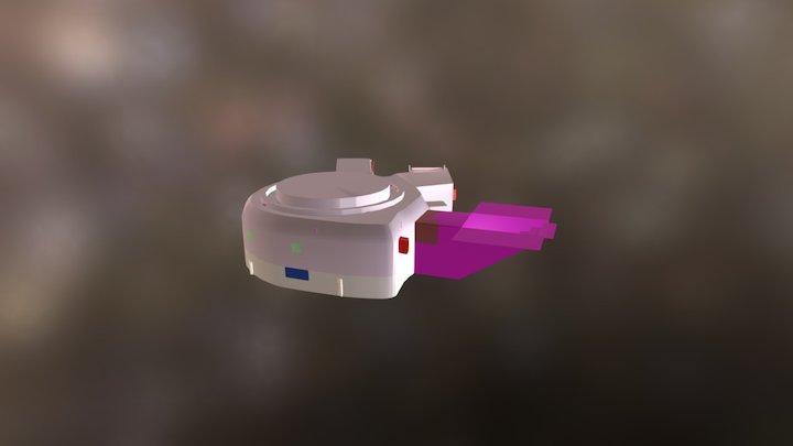 BLOCKOUT 3D Model