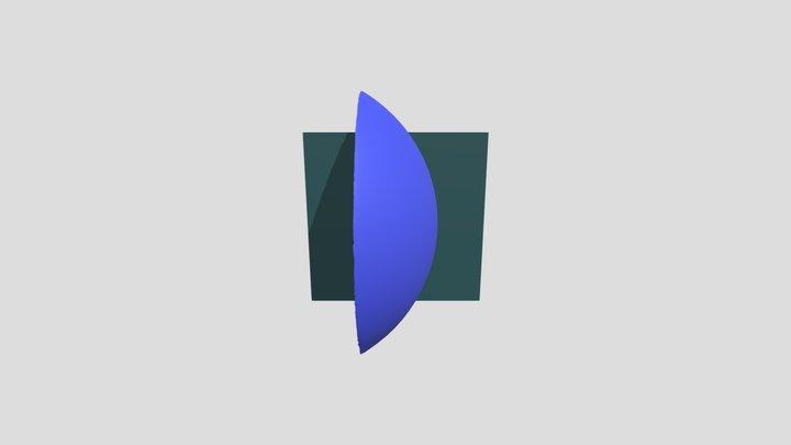 Punta Leona Ufo Site 2 update 3D Model