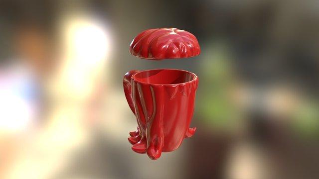 Coco Peru Mug - Sculpted