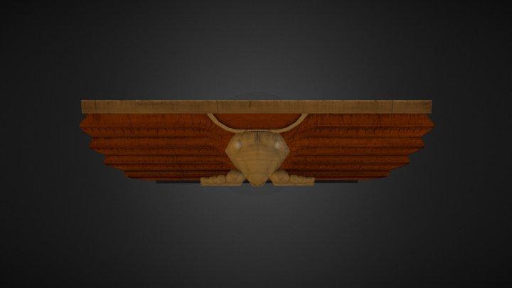 Comptoir Aigle 3D Model