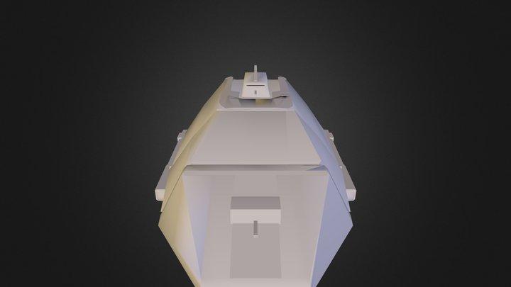 P14: Creating 3D models from blueprints 3D Model