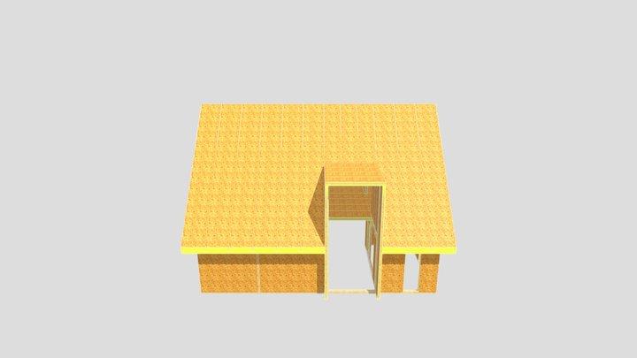 GS - 3D model - 2021.08.23 3D Model