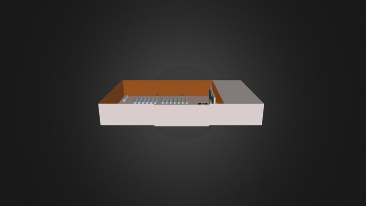 Takprg 3D Model