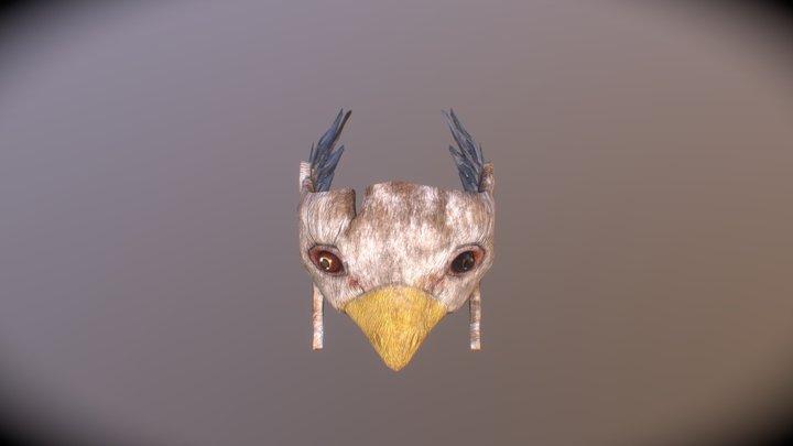 The Legend of Zelda: Majora's Mask - Bremen Mask 3D Model