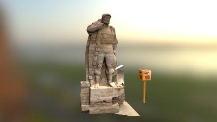 Pescador Valmadrone 3D Model