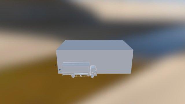 the mechina 3D Model