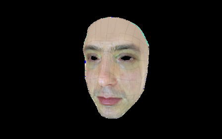 FAB mask 3D Model
