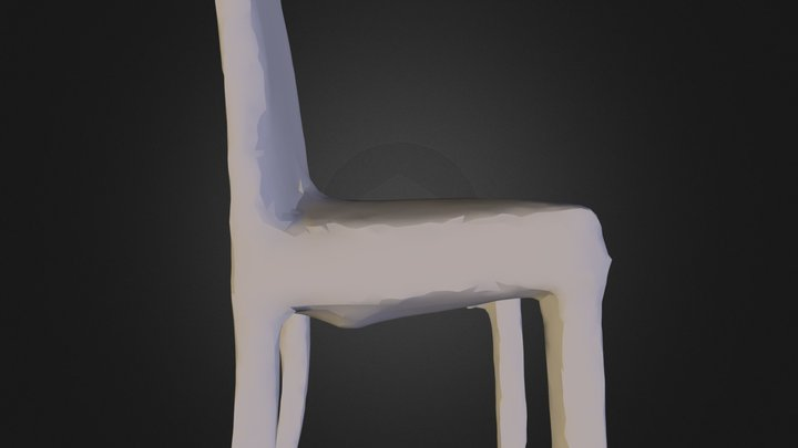 3d Chair take2.3ds 3D Model