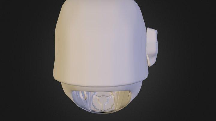 ranger_helmet.obj 3D Model