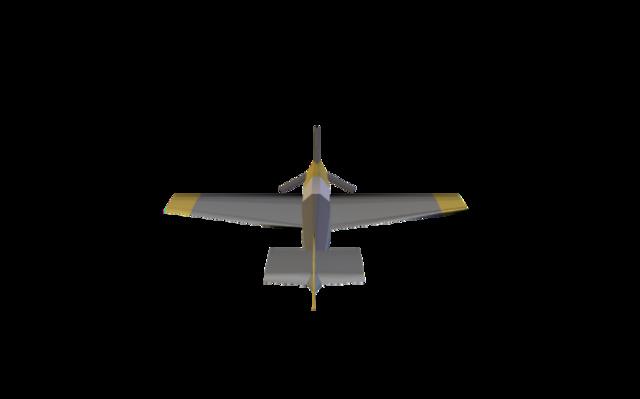 Me 109.zip 3D Model