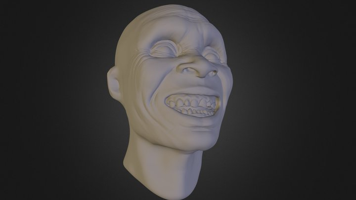 Happy Chap 3D Model