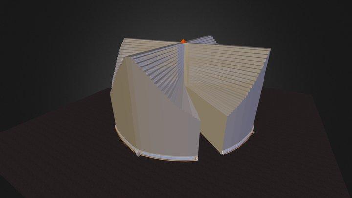 immeuble rond1.zip 3D Model