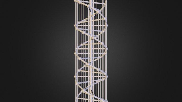 DNA-Model.STL 3D Model