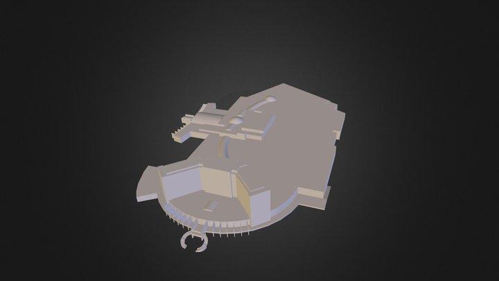 Sans titre.dae 3D Model