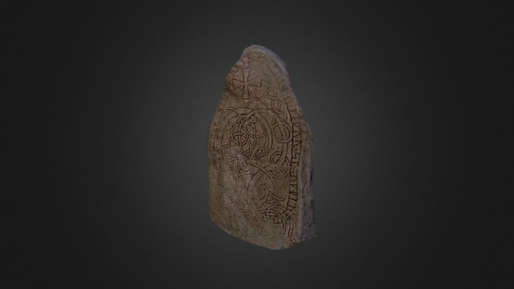 Runestone 3D Model