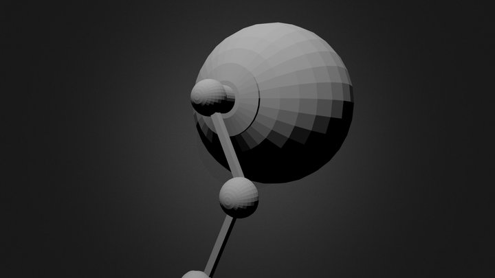 B I P E D E 3D Model