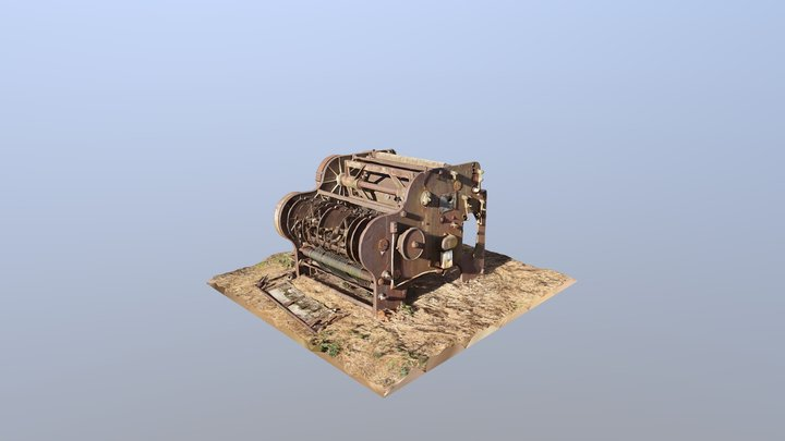 The Patch Works - Printer 3D Model