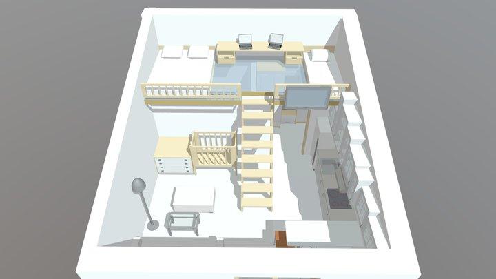 Smart Appart 3D Model