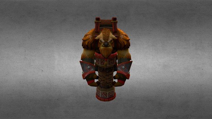 Earthshaker 3D Model