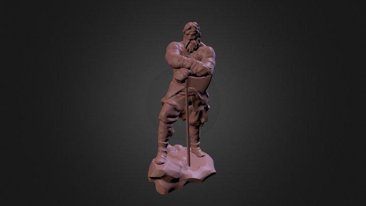 Kolovrat 2 3D Model