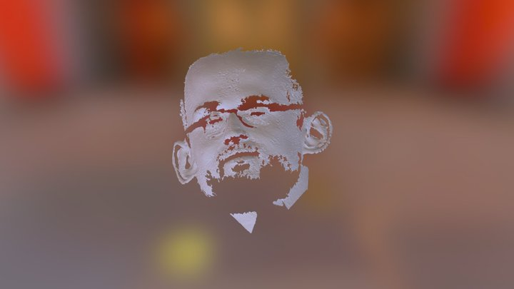Kopf Franz 3D Model