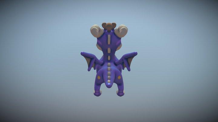 Drago Blockout(wip) 3D Model