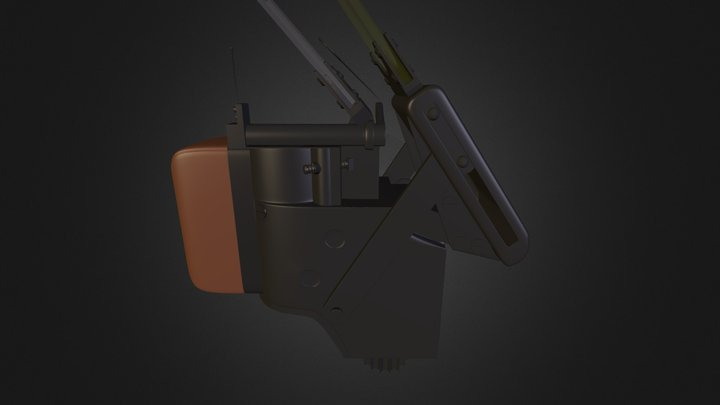 Revi 12 c/d 3D Model