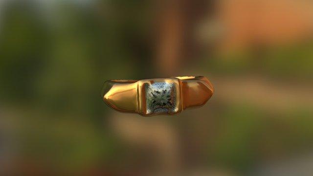 Goldring 3D Model