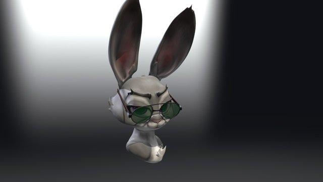 Judy Hoops 3D Model