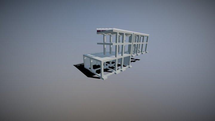 Ferreteria Silva 3D Model