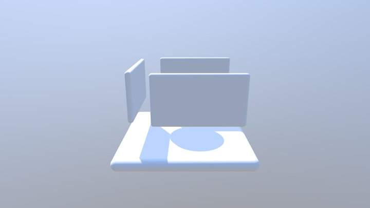 clayweishaar1 3D Model