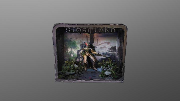 PAX2018 Stormland Final 3D Model