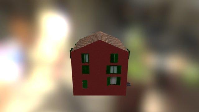 Store test 3D Model