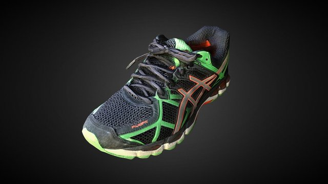 sports shoes-all-mask-MEDIUM 3D Model