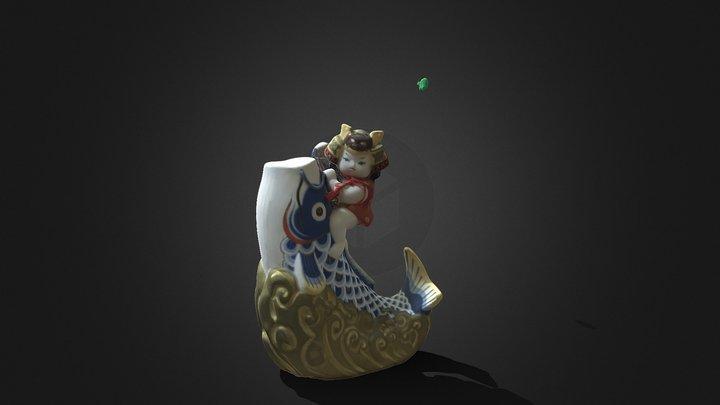Kei-sekku 3D Model