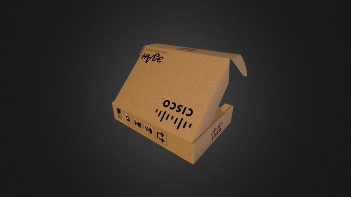 9971 box ver.1 3D Model