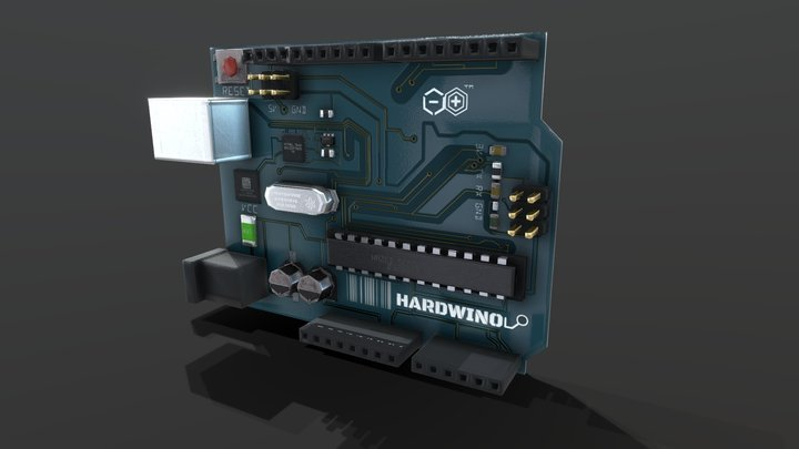 HARDWINO 3D Model