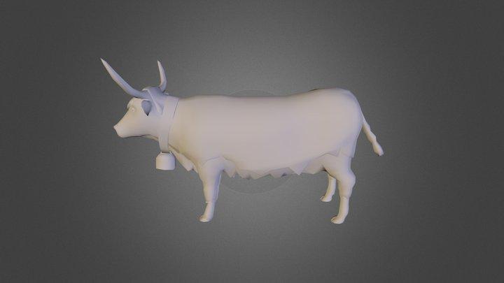 Cow 3D Model