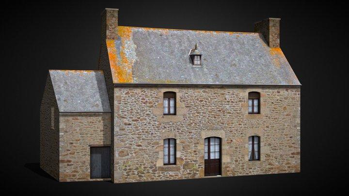 Tramain House 1 [France] 3D Model