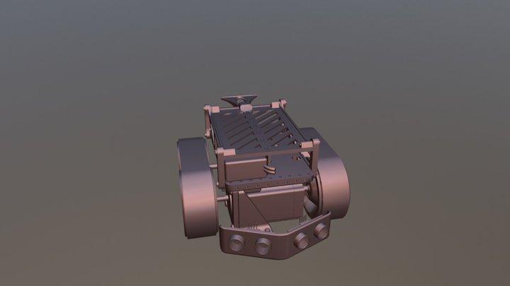 SUMO SIGUELINEASOBSTACULOS 3D Model