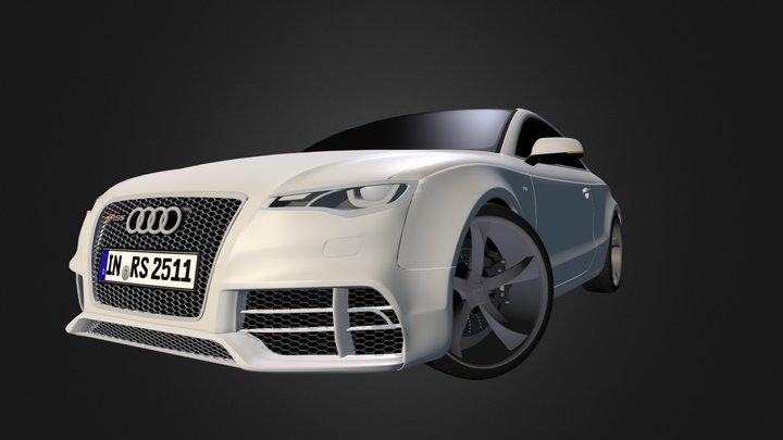 RS5 3D Model